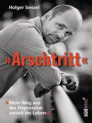 """cover image of """"Arschtritt"""""""