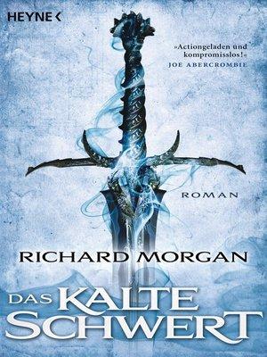 cover image of Das kalte Schwert