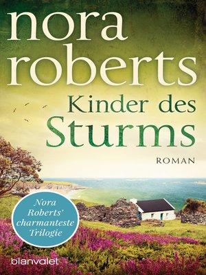 cover image of Kinder des Sturms