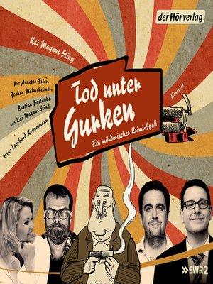cover image of Ein mörderischer Krimi-Spaß