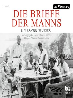 cover image of Die Briefe der Manns