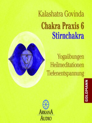 cover image of Chakra Praxis 6--Stirnchakra