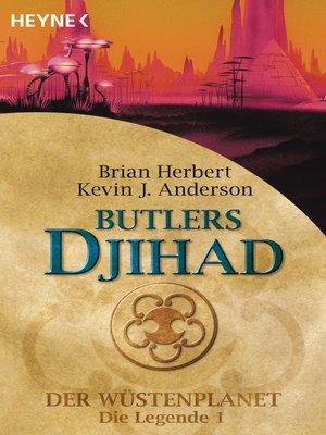 cover image of Butlers Djihad