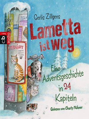 cover image of Lametta ist weg