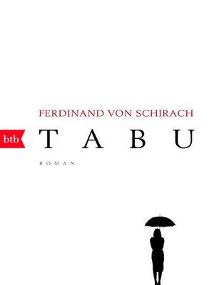 cover image of Tabu