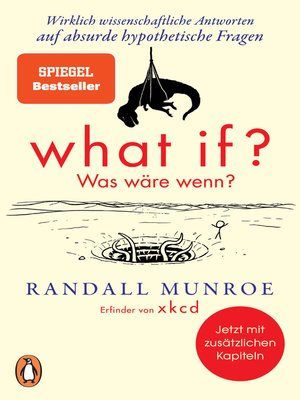 cover image of What if? Was wäre wenn?