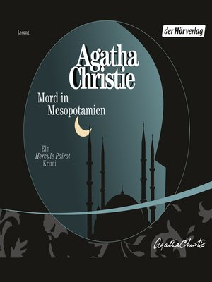 cover image of Mord in Mesopotamien