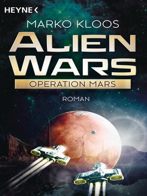 cover image of Alien Wars--Operation Mars