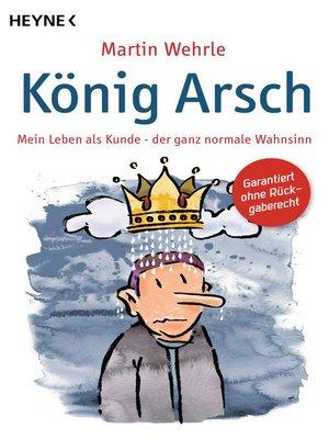 cover image of König Arsch