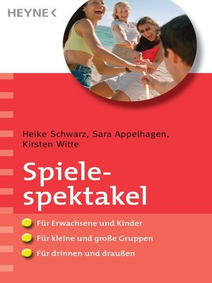 cover image of Spielespektakel
