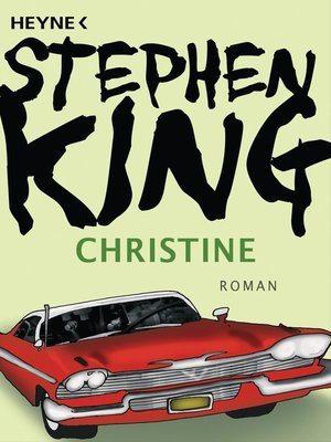 cover image of Christine