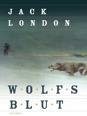 cover image of Wolfsblut (Roman)