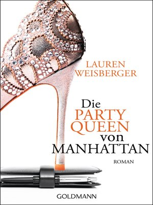 cover image of Die Party Queen von Manhattan