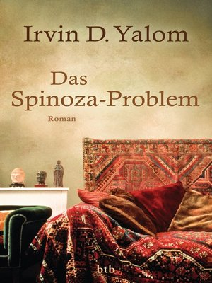 cover image of Das Spinoza-Problem