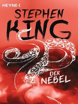 Der Nebel Stephen King