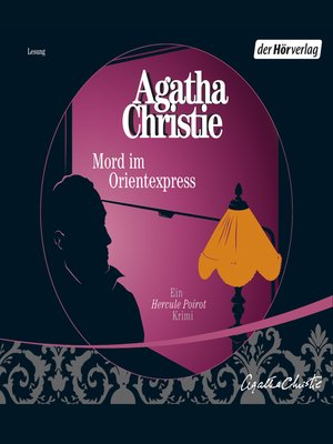 cover image of Mord im Orientexpress