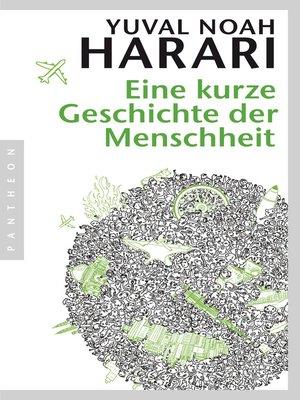 cover image of Eine kurze Geschichte der Menschheit