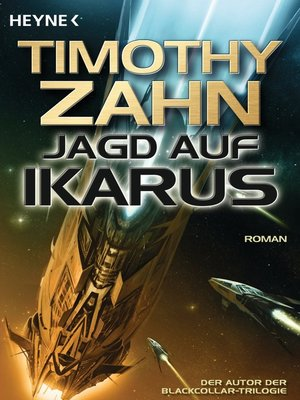 cover image of Jagd auf Ikarus