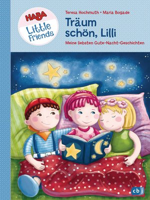 cover image of HABA Little Friends--Träum schön, Lilli