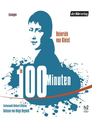 cover image of Kleist in 100 Minuten