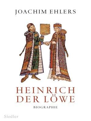 cover image of Heinrich der Löwe