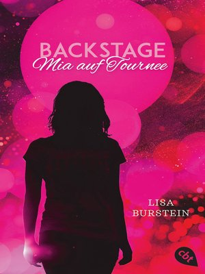 cover image of Backstage--Mia auf Tournee