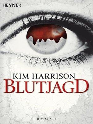 cover image of Blutjagd