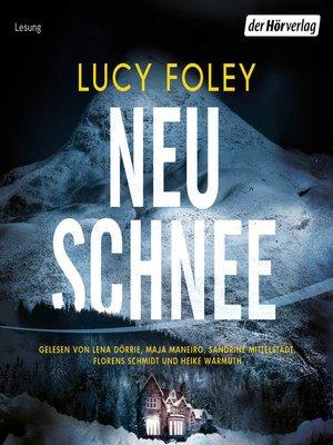 cover image of Neuschnee