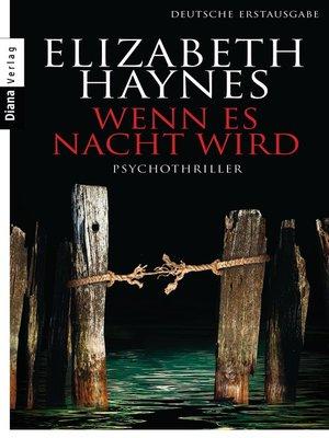 Into The Darkest Corner Elizabeth Haynes Pdf