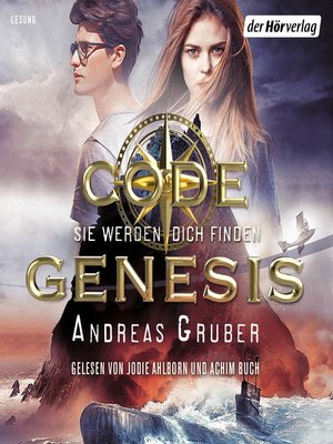 cover image of Code Genesis--Sie werden dich finden