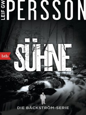 cover image of Sühne