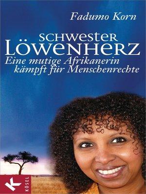 cover image of Schwester Löwenherz