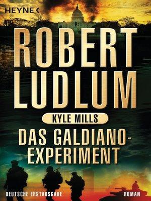 cover image of Das Galdiano-Experiment