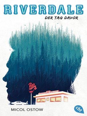 cover image of RIVERDALE--Der Tag davor