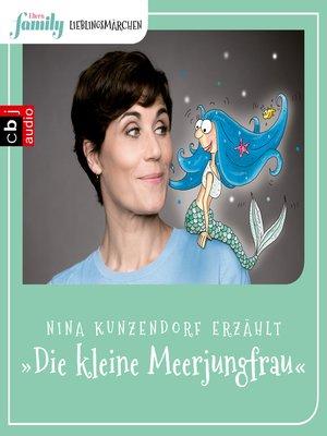 cover image of Eltern family Lieblingsmärchen – Die kleine Meerjungfrau