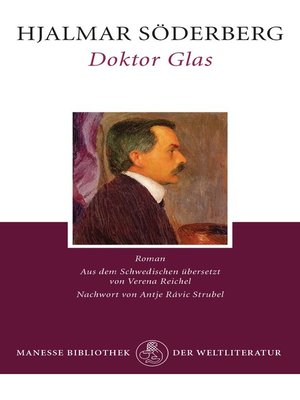 cover image of Doktor Glas