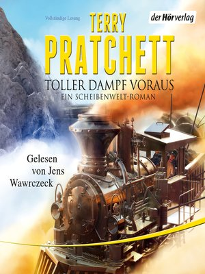 cover image of Toller Dampf voraus