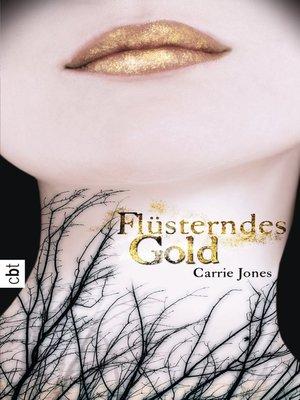 cover image of Flüsterndes Gold