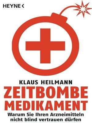 cover image of Zeitbombe Medikament