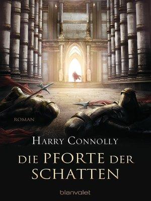 cover image of Die Pforte der Schatten