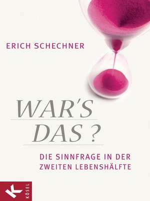 cover image of War's das?