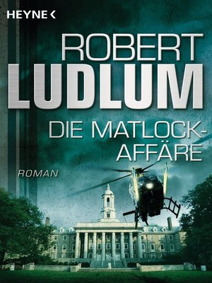 cover image of Die Matlock-Affäre