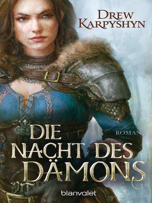 cover image of Die Nacht des Dämons