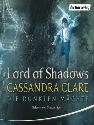 cover image of Lord of Shadows