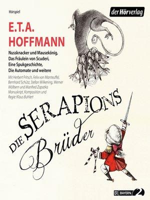 cover image of Die Serapions-Brüder