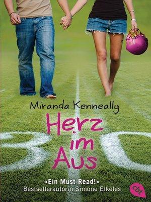 cover image of Herz im Aus
