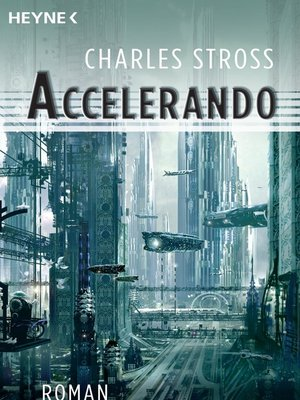 cover image of Accelerando