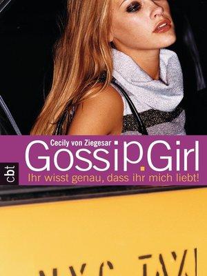 cover image of Gossip Girl 2