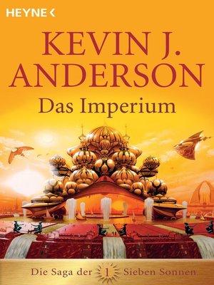cover image of Das Imperium