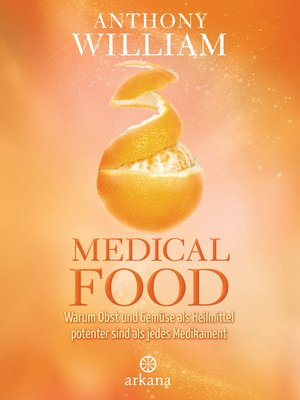 cover image of Medical Food